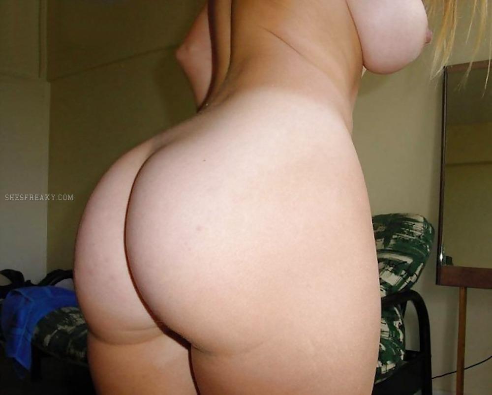 Отличная подборка голых задниц разных девушек