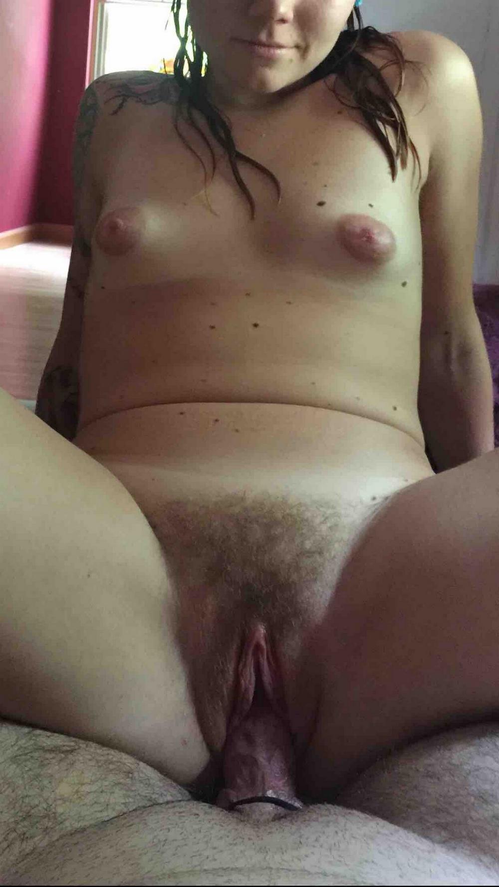 Секс с разными телочками от первого лица